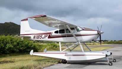 N185JP - Private Cessna 185 Skywagon