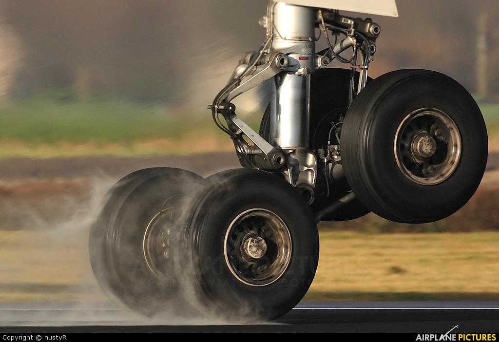 KLM PH-AOK aircraft at Amsterdam - Schiphol