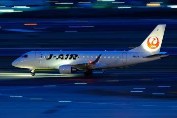 JA224J - J-Air Embraer ERJ-170 (170-100)