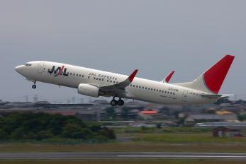 JA307J - JAL - Express Boeing 737-800
