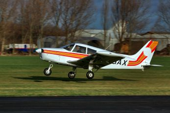 G-BGAX - Private Piper PA-28 Cherokee