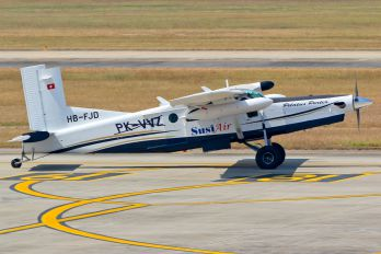 PK-PPZ - Susi Air Pilatus PC-6 Porter (all models)