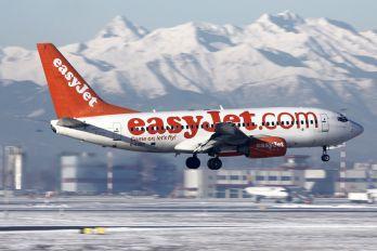 G-EZKC - easyJet Boeing 737-700