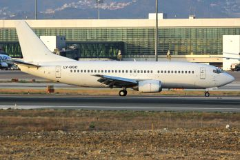 LY-GGC - Grand Cru Airlines Boeing 737-300