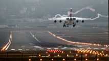 - - Swiss British Aerospace BAe 146-300/Avro RJ100 aircraft
