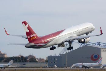 VQ-BKE - Nordwind Airlines Boeing 757-200
