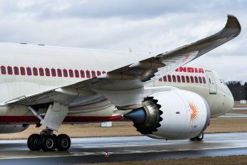 VT-ANI - Air India Boeing 787-8 Dreamliner