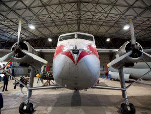 G-BBVF - Flight One Scottish Aviation Twin Pioneer