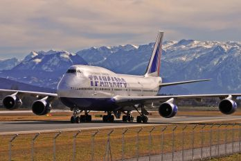 EI-XLC - Transaero Airlines Boeing 747-400