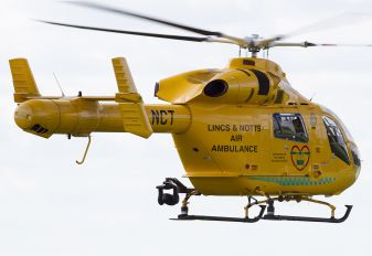 G-LNCT - Lincolnshire & Nottinghamshire Air Ambulance MD Helicopters MD-900 Explorer
