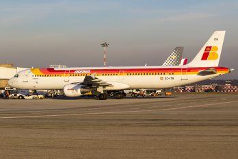 EC-ITN - Iberia Airbus A321