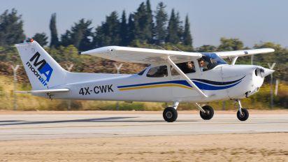 4X-CWK - Private Cessna 172 Skyhawk (all models except RG)