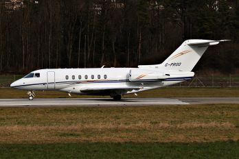 G-PROO - Private Hawker Beechcraft 4000 Horizon