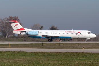OE-LVD - Austrian Airlines/Arrows/Tyrolean Fokker 100