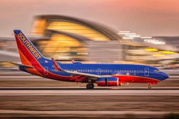 N269WN - Southwest Airlines Boeing 737-700