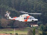 EC-KLN - Spain - Coast Guard Agusta Westland AW139 aircraft