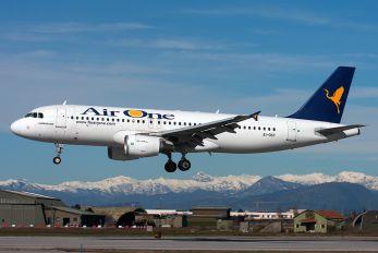EI-DSY - Air One Airbus A320