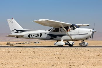 4X-CWP - Private Cessna 172 Skyhawk (all models except RG)