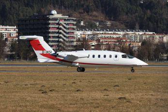 D-IKSI - Private Piaggio P.180 Avanti I & II