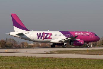 HA-LPV - Wizz Air Airbus A320