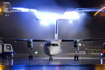 LN-WSA - Widerøe de Havilland Canada DHC-8-200Q Dash 8