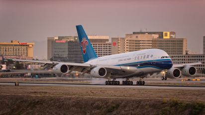B-6139 - China Southern Airlines Airbus A380