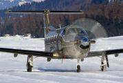 LX-JFR - Jetfly Aviation Pilatus PC-12 aircraft