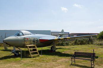 WV797 - Royal Navy Hawker Sea Hawk FGA.6