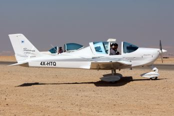 4X-HTQ - Private Tecnam P2002