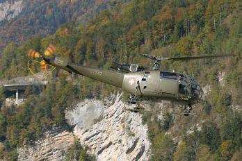 V-247 - Switzerland - Air Force Sud Aviation SA-316 Alouette III
