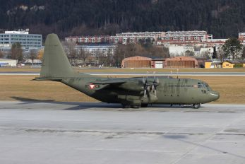 8T-CB - Austria - Air Force Lockheed Hercules C.1P