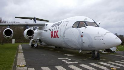G-IRJX - BAe Systems British Aerospace BAe 146/Avro RJX