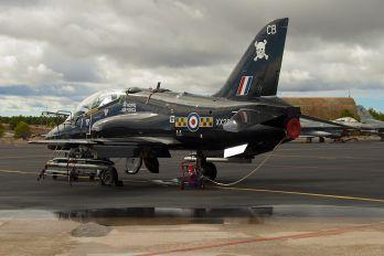 XX285 - Royal Air Force British Aerospace Hawk T.1/ 1A