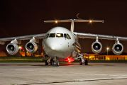 QQ101 - UK - QinetiQ British Aerospace BAe 146-300/Avro RJ100 aircraft