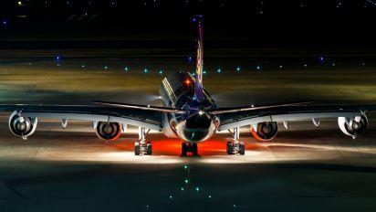 HS-TNE - Thai Airways Airbus A340-600