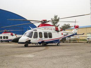 5A-DTP - Libya - Police Agusta / Agusta-Bell AB 139