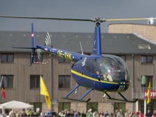 OE-XHK - Private Robinson R44 Astro / Raven