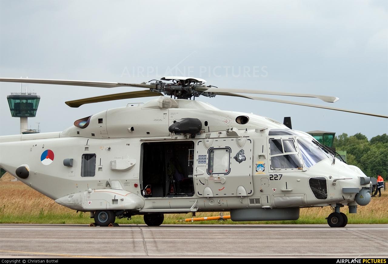 Netherlands - Navy N-227 aircraft at Uden - Volkel