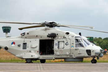 N-227 - Netherlands - Navy NH Industries NH90 NFH