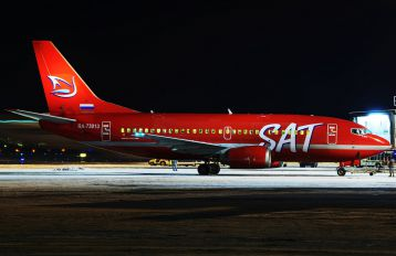 RA-73013 - SAT Airlines Boeing 737-500