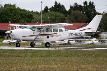 ZK-MDZ - Flight Hauraki Cessna 207 Skywagon