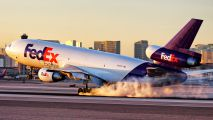 N316FE - FedEx Federal Express McDonnell Douglas MD-10-30F aircraft