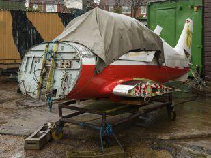 - - Royal Air Force Scottish Aviation Bulldog