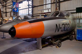 ET-273 - Denmark - Air Force Hawker Hunter T.7