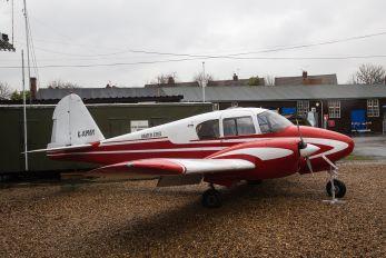 G-APMY - Private Piper PA-23 Apache
