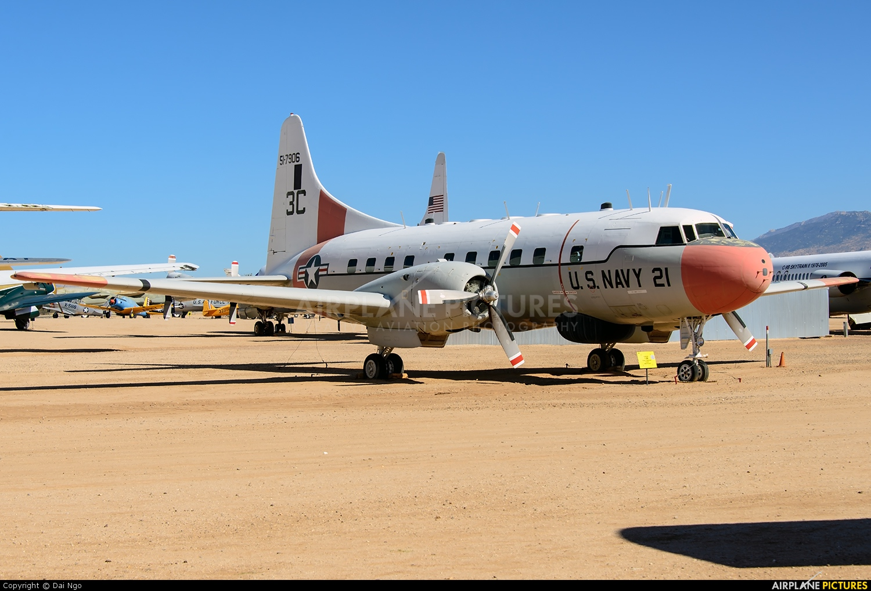 USA - Navy 51-7906 aircraft at Tucson - Pima Air & Space Museum