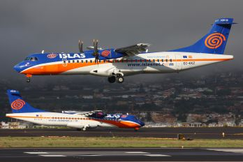 EC-KKZ - Islas Airways ATR 72 (all models)