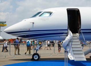 N650GD - Gulfstream Aerospace Service Corp Gulfstream Aerospace G650, G650ER