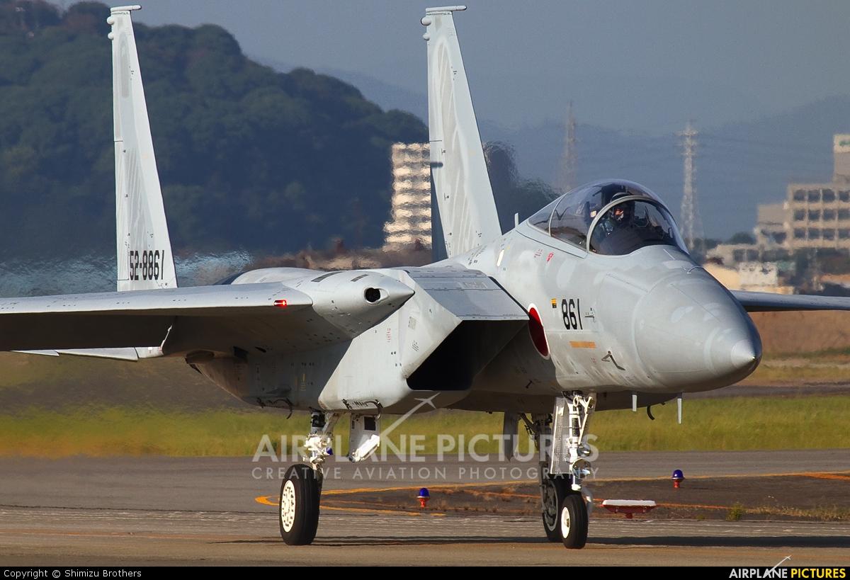 Japan - Air Self Defence Force 52-8861 aircraft at Nagoya - Komaki AB