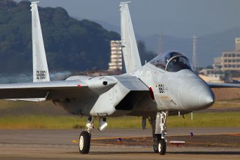 52-8861 - Japan - Air Self Defence Force Mitsubishi F-15J